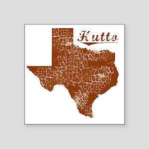 """Hutto, Texas (Search Any Ci Square Sticker 3"""" x 3"""""""
