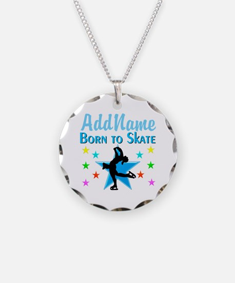 LIVE TO SKATE Necklace