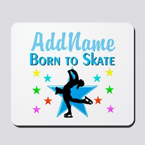 LIVE TO SKATE Mousepad