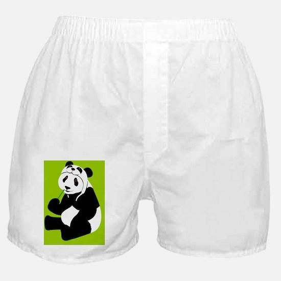 pandahat_cush_G Boxer Shorts
