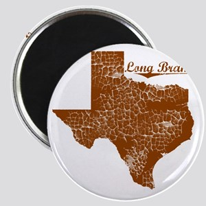 Long Branch, Texas (Search Any City!) Magnet