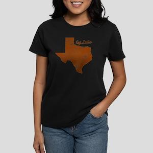 Los Indios, Texas (Search Any Women's Dark T-Shirt