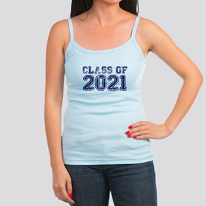 Class of 2021 Tank Top