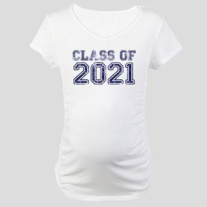 Class of 2021 Maternity T-Shirt