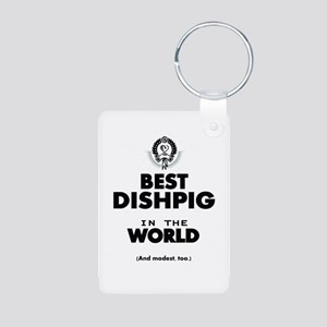 The Best in the World – Dishpig Keychains