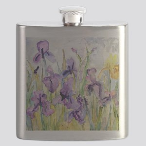 Romantic Ruffles Bathroom Flask