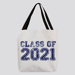 Class of 2021 Polyester Tote Bag