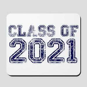 Class of 2021 Mousepad