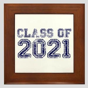 Class of 2021 Framed Tile