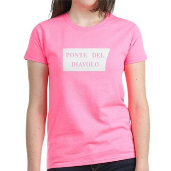 Ponte del Diavolo, Venice (IT) Women's Dark T-Shir