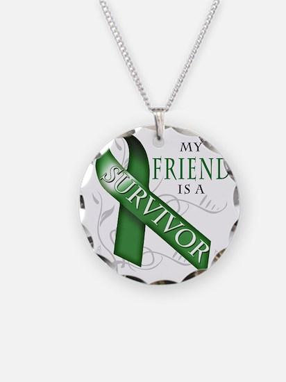 My Friend is a Survivor (gre Necklace