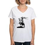 Maid Of Orleans Women's V-Neck T-Shirt
