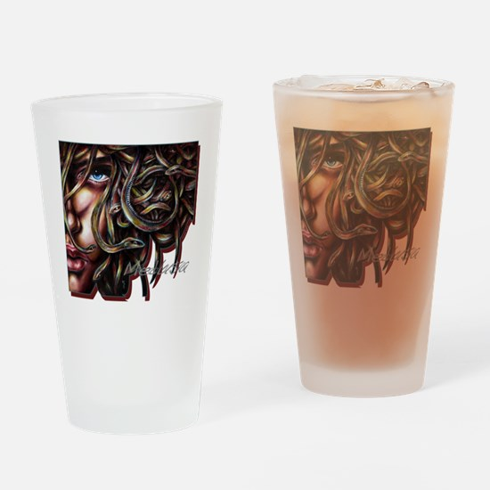 Medusa No. Two Drinking Glass