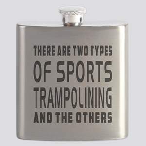 Trampolining Designs Flask
