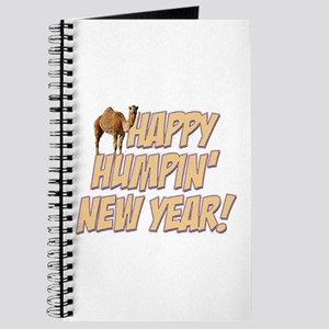 Happy Humpin New Year 2014 Hump Day Camel Journal