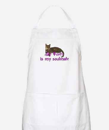 Tortie Love Light Apron