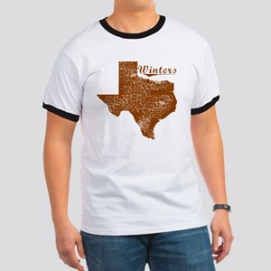 Winters, Texas (Search Any City!) Ringer T