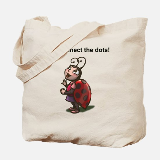 Connect Dots Tote Bag