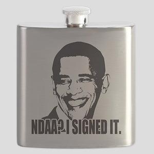 NDAA Flask