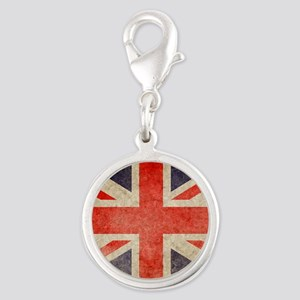 picture_frame Silver Round Charm