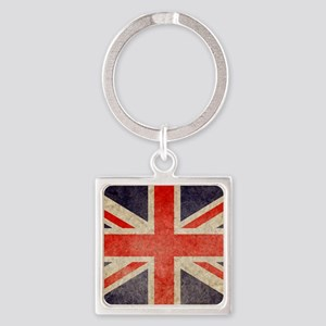 picture_frame Square Keychain