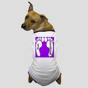 foot whisperer Dog T-Shirt