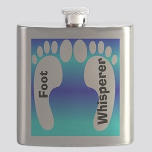 foot whisperer 3 Flask