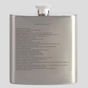 You might be a NICU nurse if.... Flask