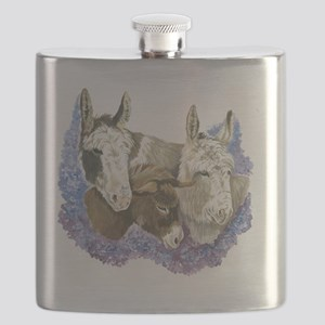 Donkeys Flask