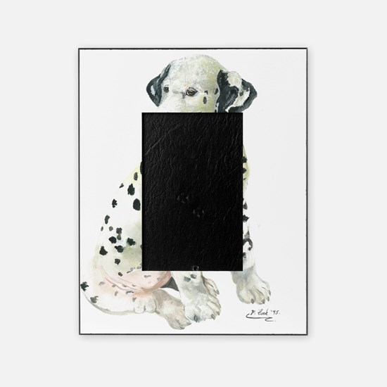 Dalmation Picture Frame
