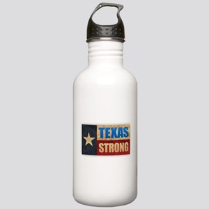 Texas Strong Stainless Water Bottle 1.0L