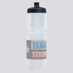 Texas Strong Sports Bottle