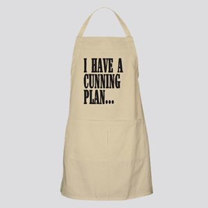 I have a cunning plan Apron