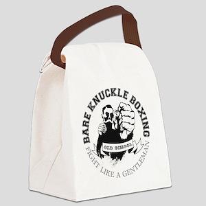 IBKBA logo Canvas Lunch Bag