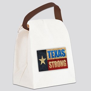 Texas Strong Canvas Lunch Bag