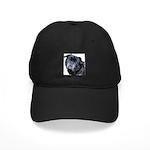 BJ Pug Black Cap