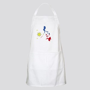 Pinoy Pride Map for dark garmets Apron