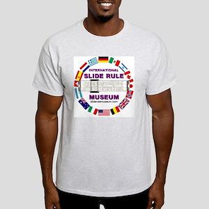 ISRM logo w/url Light T-Shirt