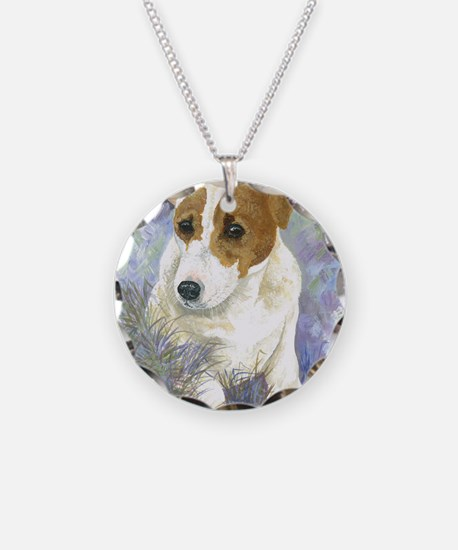 Jack Russell Terrier - Paula Necklace