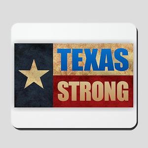 Texas Strong Mousepad