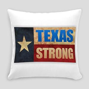 Texas Strong Everyday Pillow