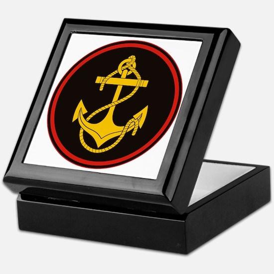 Russian Naval Infantry (Marines) Keepsake Box