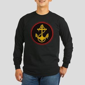 Russian Naval Infantry (M Long Sleeve Dark T-Shirt