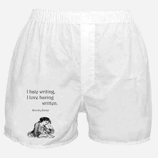 Love/Hate Relationship II Boxer Shorts