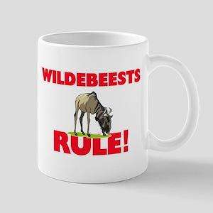 Wildebeests Rule! Mugs
