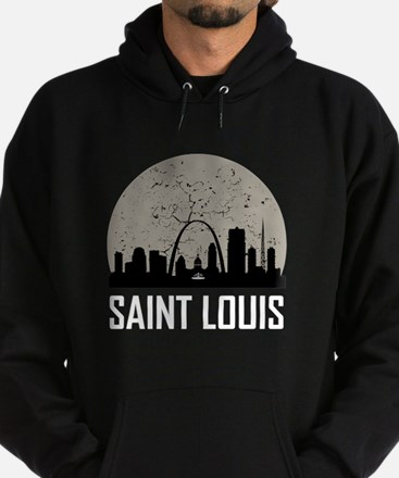 Saint Louis Full Moon Skyline Sweatshirt
