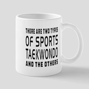 Taekwondo Designs Mug