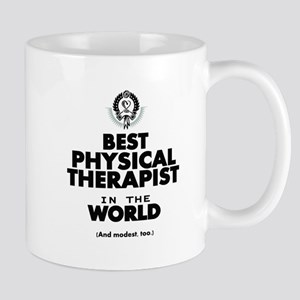 The Best in the World – Physical Therapist Mugs