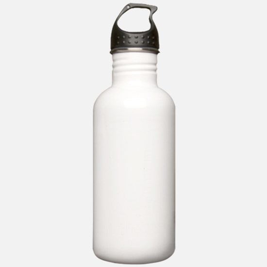 Calcium Beaker in Whit Water Bottle
