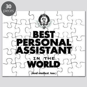 The Best in the World – Personal Assistant Puzzle